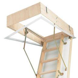 Plastgerigt til DOLLE clickFIX® lofttrapper