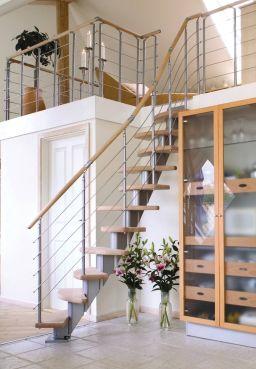 Gelænder til trappe Copenhagen Swing