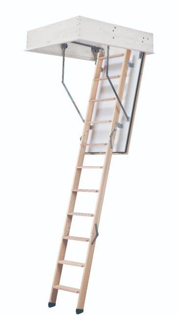 Brandgodkendt lofttrappe REI 45 - Vognly