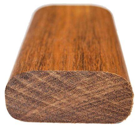 Håndliste til Nordic gelænder i mahogni træ