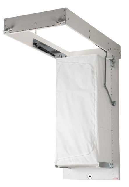 Opbevaringsboks med opdeling i 3 rum | BEAM-IT-UP®