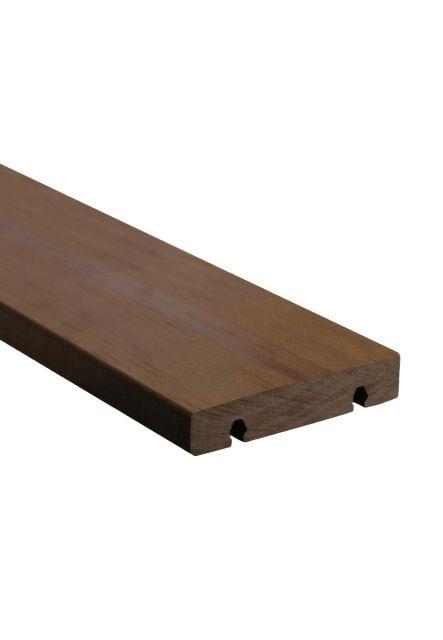 Terrassebelægning Kebony træ i-CLiPS®