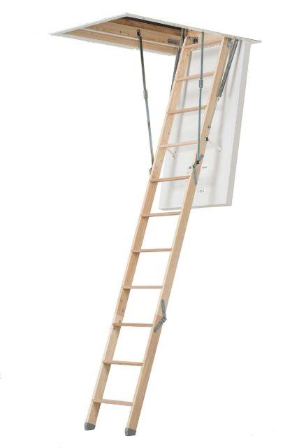 Lofttrappe clickFIX® 56S
