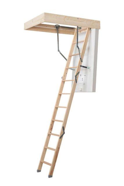 Lofttrappe clickFIX® 76S