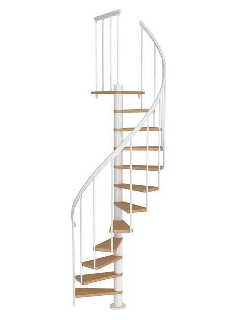 spiral-staircase-Calgary-white