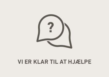 Har du spørgsmål?